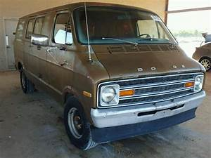 1976 Dodge B200 Van For Sale