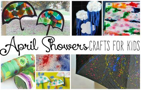 20 april showers crafts for 548 | april showers crafts 450
