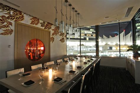 6 Of Vancouver's Best Private Dining Rooms  Notable Life