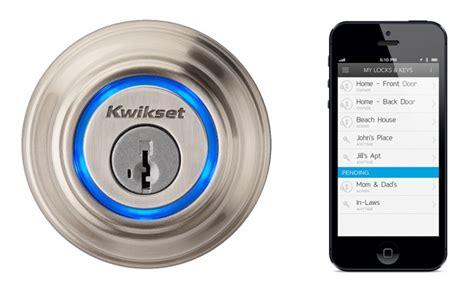 Kwikset Outs Iphone-exclusive Wireless Door Lock