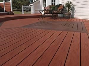Lame De Terrasse Composite Pas Cher : lames de terrasse en bois composite pas cher ~ Edinachiropracticcenter.com Idées de Décoration