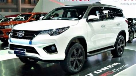 2019 toyota fortuner toyota fortuner 2019 release specs and review techweirdo