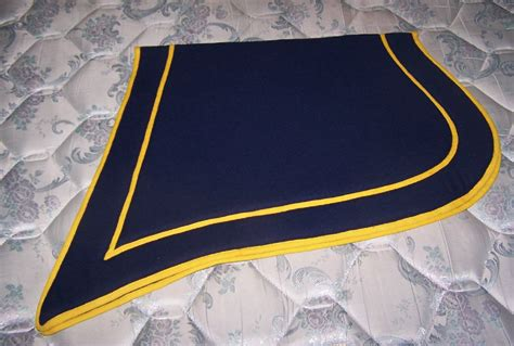 Union Cavalry Military Shabraque Horse Soldier Saddle Pad Blanket Csa War Troops