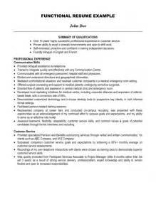 teaching resume exles objective customer service no experience resume objective