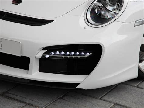 Techart Porsche 911 Turbo Aerokit Ii Exotic Car Wallpapers