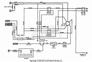 Mtd 14aj848h131  2001  Parts Diagram For Electrical Schematic