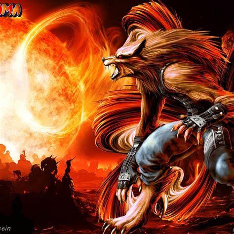 10 Best Naruto Nine Tails Hd Wallpaper Full Hd 1920×1080