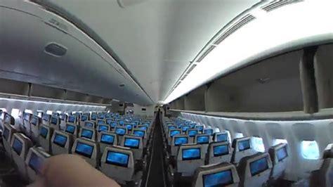 Boing 777 Interior by Boeing 777 Cabin Walk Through