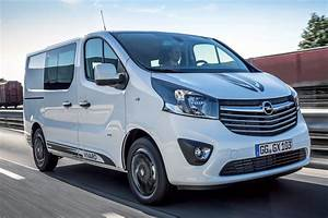 Dimension Opel Vivaro : une nouvelle declinaison sport pour lopel vivaro ~ Gottalentnigeria.com Avis de Voitures