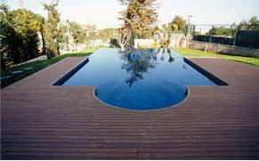 Swimming Pool Ideas With Deck Inground Pool Deck Ideas Inground Pool Decks