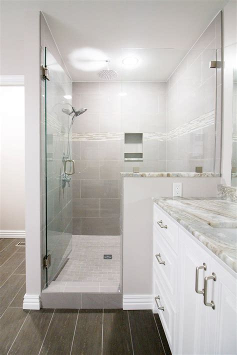 Bathroom Remodel Shower by Bathroom Remodel Projects In The Tulsa Area Home Innovations