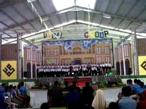 Vocal Group Pondok Modern Gontor Banyuwangi Gbs