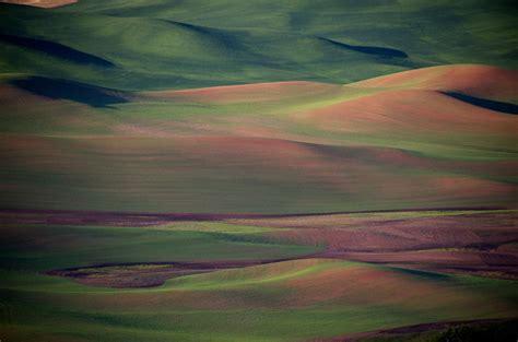 astonishing landscapes   palouse region washington