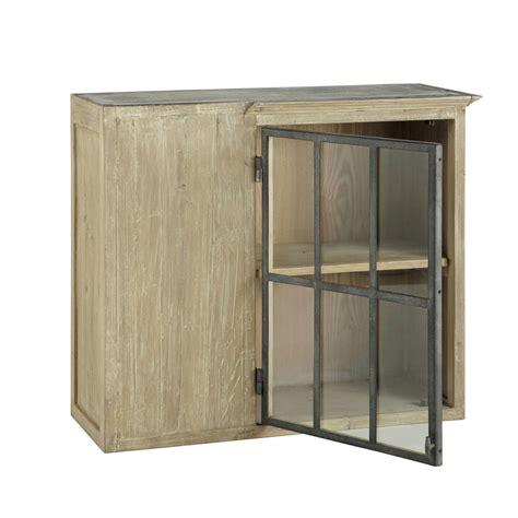 meuble de cuisine bois meuble haut de cuisine en bois idées de décoration
