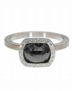 the new lbd the little black diamond engagement ring With martha stewart wedding rings
