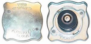 Pressurized Radiator Cap - Radiators And Related Parts - Farmall Parts