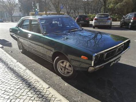 Datsun 240k For Sale by 1973 Datsun 240k Gt C110 Four Door Sedan Sold Car And