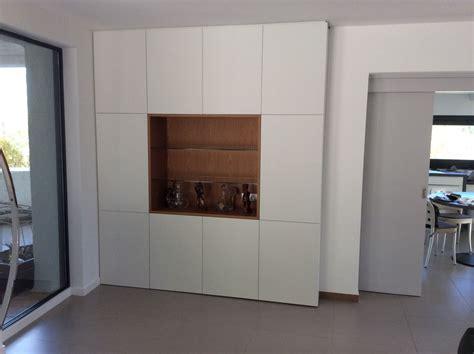 meuble chambre sur mesure habillage bois mur interieur 17 meubles de salon