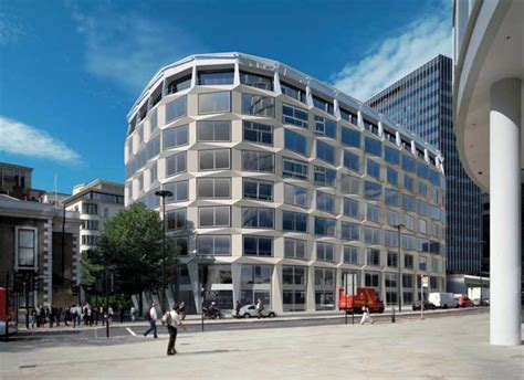 moorgate offices building london  architect