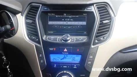 Din Player For Hyundai Santa Wifi Dvd Gps