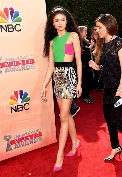 Zendaya – 2015 iHeartRadio Music Awards in Los Angeles ...