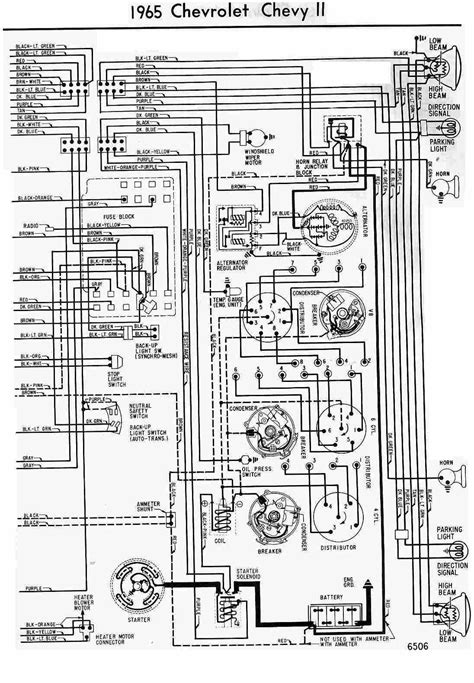 2005 impala engine wiring harness diagram