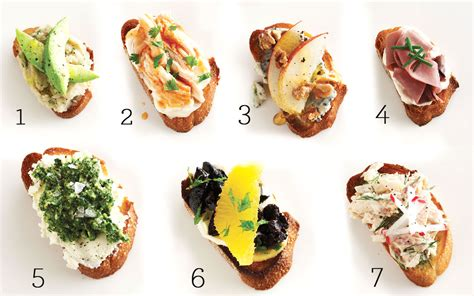 easy toast toast the season with 7 easy appetizers