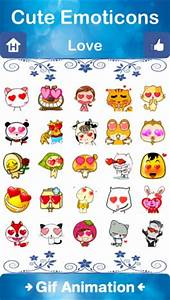 cute emoticons for messages wechat whatsapp animation emojis eouay