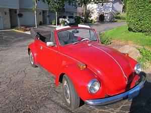 Find Used 1971 Volkswagen Super Beetle Convertible