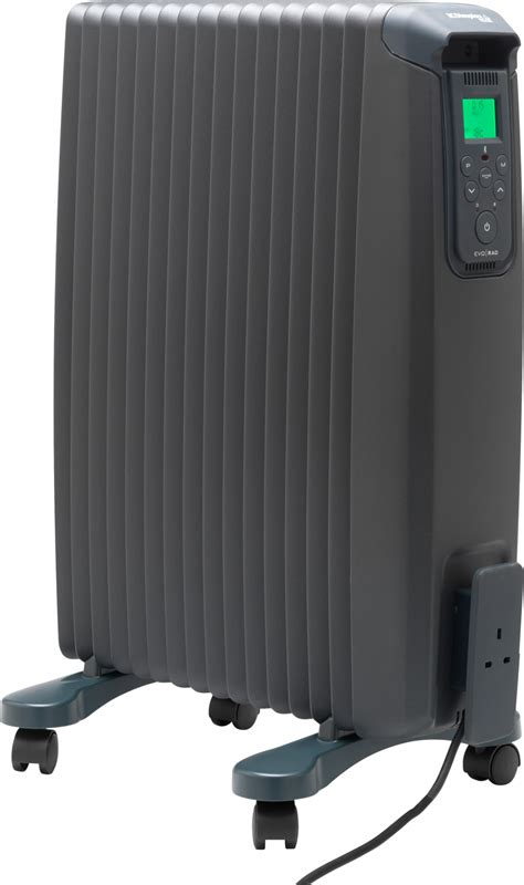 evorad bluetooth controlled kw oil  radiator