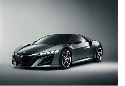 honda opens pre order for 2nd generation nsx my car heaven