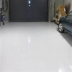 peinture sol beton serviroc With peinture pour sol beton
