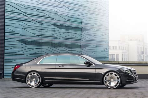 maybach mercedes coupe mercedes 2016 maybach s600 coupe on 24 inch wheels by