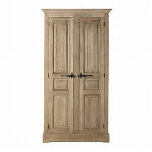 Maison Du Monde Armoire : armoire en manguier rousseau maisons du monde ~ Melissatoandfro.com Idées de Décoration
