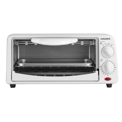 toaster oven racks courant 2 slice compact toaster oven with bake tray and