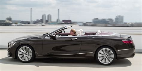 2018 Mercedes-benz S-class Coupe, Cabriolet Revealed
