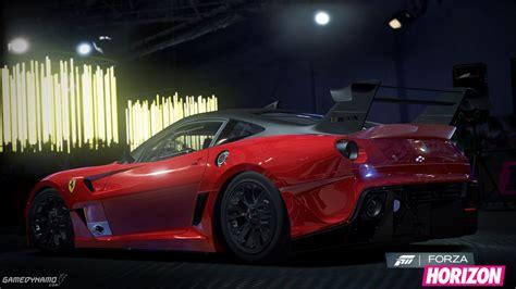 game news microsoft studios announces forza horizon