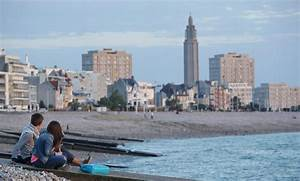 Piscine Le Havre : une plage en centre ville le havre ~ Nature-et-papiers.com Idées de Décoration