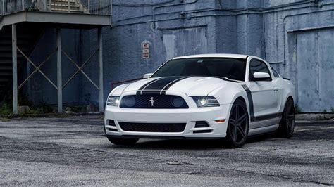 Muscle Cars Ford Mustang Widescreen Boss 302 Wallpaper