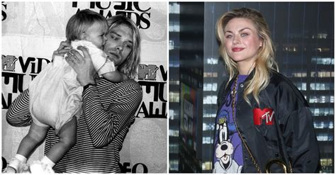 Frances Bean Cobain Opens Up About Her Relationship To Her