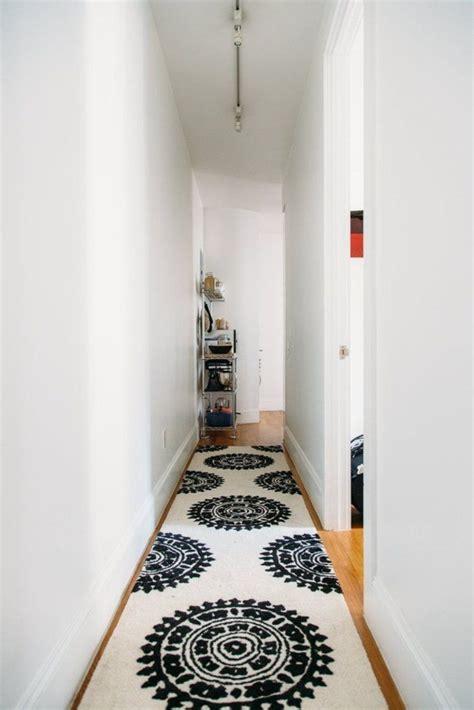 ideas sobre como decorar  pasillo largo
