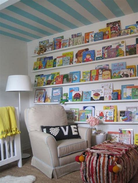 kids library display homemydesign