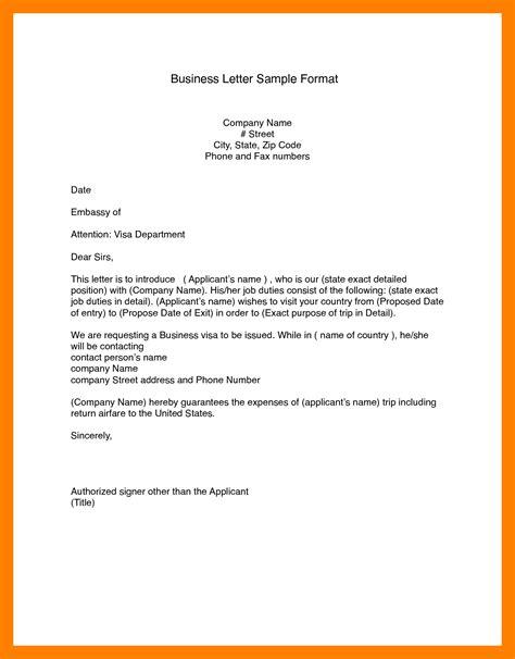 14740 application letter format semi block application letter sle