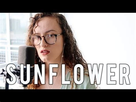 shannon purser singing sunflower shannon purser cover arizona video