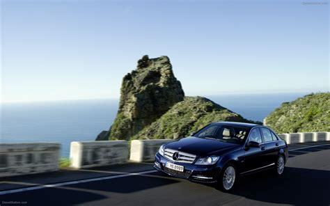 Mercedes C Class Sedan Wallpapers by Mercedes C Class Sedan 2012 Widescreen Car