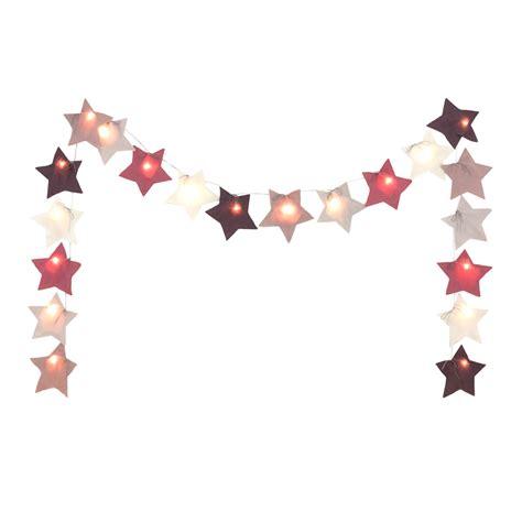 guirlande lumineuse chambre gar n guirlande lumineuse étoiles numéro 74 pour chambre
