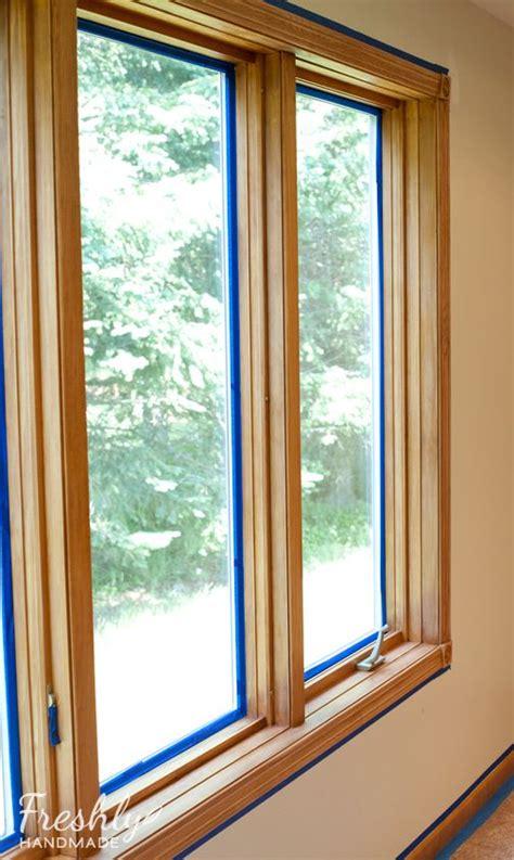 25 best ideas about painting wood trim on pinterest