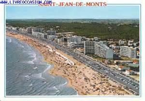 jean de monts vend 233 e 85 la plage des demoiselles carte postale vend 233 e vendee