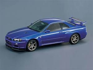 R34 GTR Nissan Skyline   Specifications, Images & Information