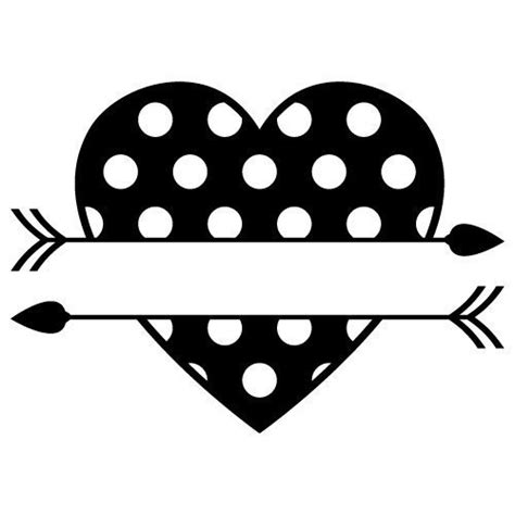 This makes them a great asset in web design. Love Heart SVG cut file - FREE design downloads for your ...